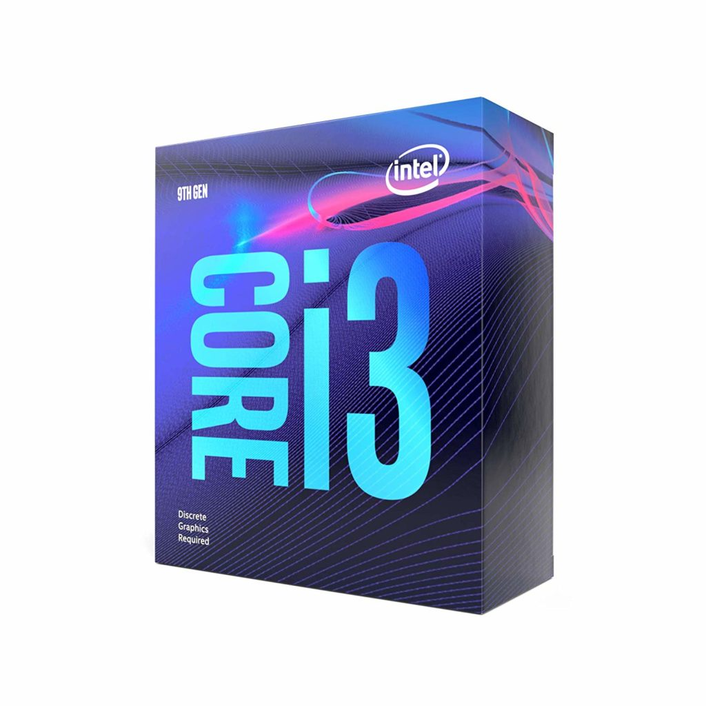 i3 9100f for gaming pc build under 30000