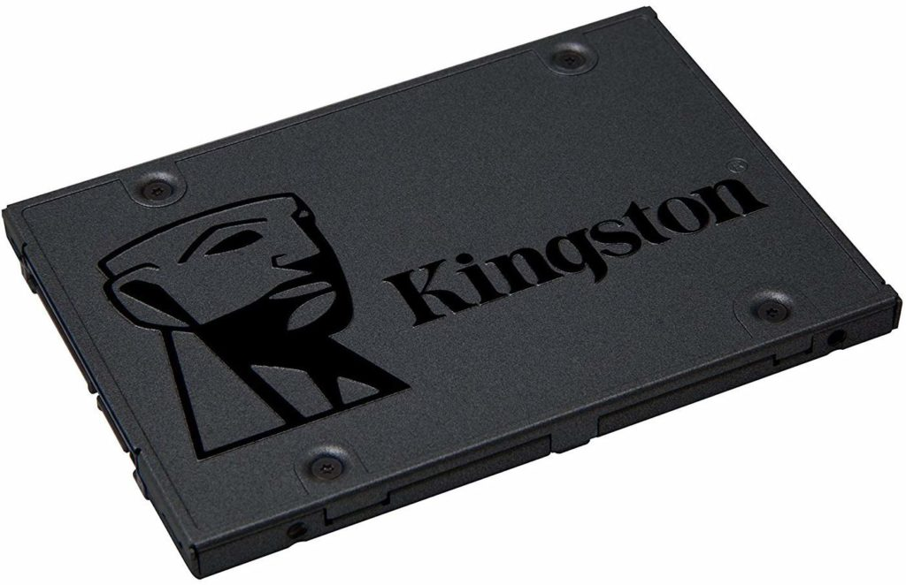 Kingston A400 480GB for Gaming PC Build Under 40000 INR