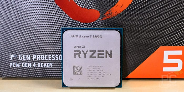 Ryzen 5 3600X CPU for Best Gaming PC  Under Rs. 1.5 Lakh