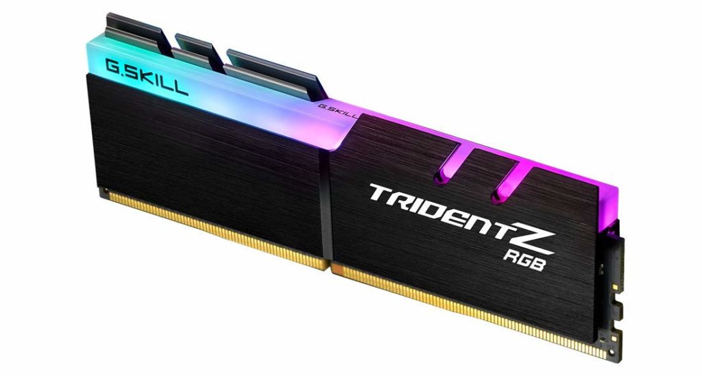 Trident Z RGB 8GB for Gaming PC
