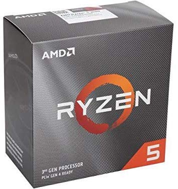 Ryzen 5 3500 for Gaming PC build under 60000