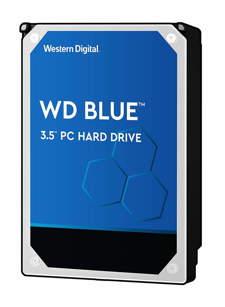 WD Blue 1TB for Gaming PC build under 60000
